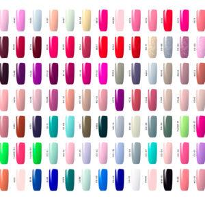 Gama 2020 esmaltes de uñas semipermanentes Bellinna Cosmetics