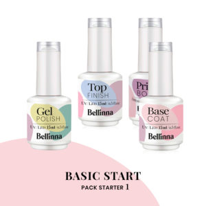 Pack Starter 1 Bellinna Cosmetics BASIC START