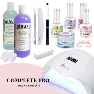 Pack Starter 5: COMPLETE PRO
