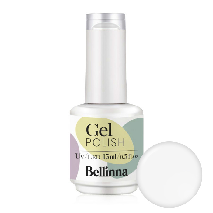 Esmalte Semipermanente Color CC15 - Bellinna