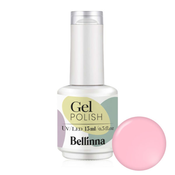 Esmalte Semipermanente Bellinna Cosmetics Gel Polish Color