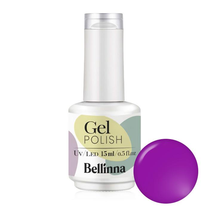 Esmalte Semipermanente Color SS-01 Blanco - Bellinna