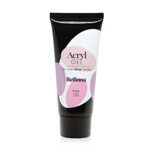 Acryl Gel Pink 06 Bellinna Cosmetics