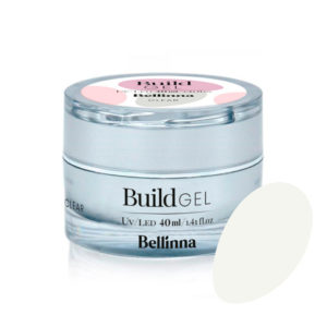 Build Gel Clear Bellinna Cosmetics