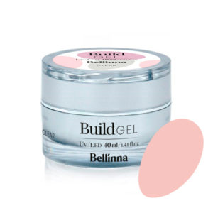 Build Gel Pink 09 Bellinna Cosmetics
