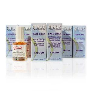 Glaux Tratamientos de uñas de Bellinna Cosmetics